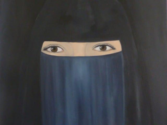 Niqabgirl